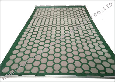 China 1050 x 695mm Shaker dewatering screens L Hookstrip Bonded Layers API Standard supplier