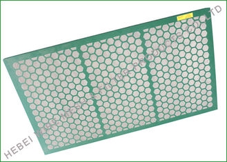 China VNM Series Brandt Shaker Screens , Shale Shaker Screen for Brandt Cobra / LCM 3D Series Shaker supplier