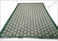 China 1050 x 695mm Shaker dewatering screens L Hookstrip Bonded Layers API Standard factory