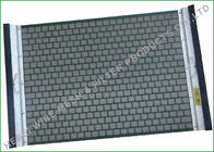 China FLC500 Shale Shaker Screen Oil Vibrating Sieving Mesh 1050 X 700mm factory