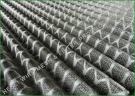 China Professional FLC2000 Shale Shaker Screen With Coarse Wire Cloth , company