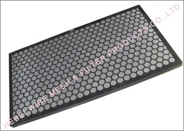 China Flat Shale Shaker Screen For ELGIN ESS-48 Series Shale Shaker Steel Panel factory