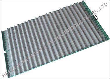 Corrugated Pinnacle Shale Shaker Screen For HP600 Shale Shaker / Mud Cleaner