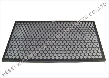 SS Shale Shaker Mesh Screen , Ultra Fine Wire Cloth Solid Control Shaker Screen