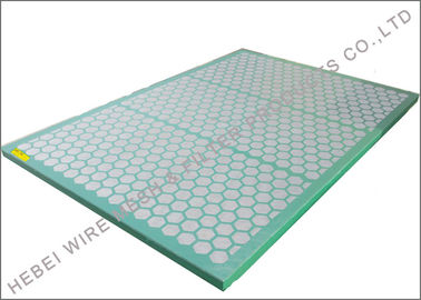 AISI 316 Material Shaker Screens For Sale , High Conductance Linear Vibratory Screen