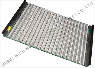 Pinnacle Shake Screen Hookstrip Pinnacle Panel SS Grade 316 Raw Material