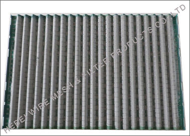 Shale Shaker / Mud Cleaner Shake Screen Durable Stainless Steel Material