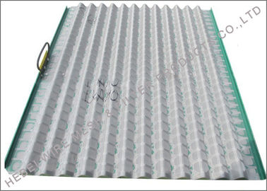 600 Shaker Pinnacle Shake Screen , 20 - 325 Mesh Shale Shaker Screen Suppliers