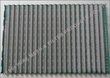 20 - 400 Mesh Solid Control Shaker Screen Laminated Screen Cloth Mesh Layer