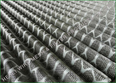 Professional FLC2000 Shale Shaker Screen With Coarse Wire Cloth ,