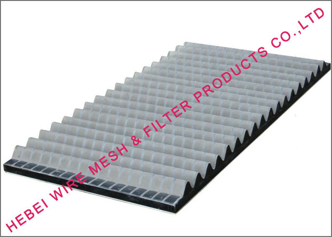 SS304 / SS316 Material Shale Shaker Screen , Double / Triple